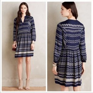 Anthropologie Farica Dress by Holding Horses XS